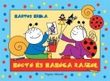 BOGYÓ ÉS BABÓCA RAJZOL - Ekönyv - BARTOS ERIKA