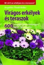 VIRÁGOS ERKÉLYEK ÉS TERASZOK - Ekönyv - THROLL-KELLER, ANGELIKA