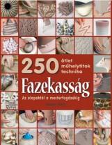 FAZEKASSÁG - 250 ÖTLET, MŰHELYTITKOK, TECHNIKA - Ekönyv - ATKIN, JACQUI