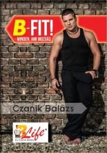 B-FIT! - MINDEN, AMI MOZGÁS - Ekönyv - CZANIK BALÁZS