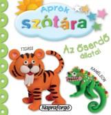 Aprók szótára - Az őserdő állatai - Ekönyv - NAPRAFORGÓ KÖNYVKIADÓ