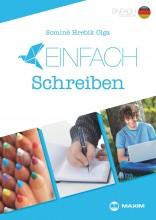 EINFACH SCHREIBEN - Ekönyv - SOMINÉ HREBIK OLGA
