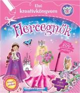 HERCEGNŐK - ELSŐ KREATÍVKÖNYVEM - Ekönyv - VENTUS LIBRO KIADÓ
