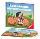 LEGKEDVESEBB NÉPI MESTERSÉGEINK - DALOSKÖNYV CD-VEL - Ekönyv - REÁL BUDAPEST KFT.