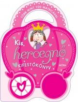 KIS HERCEGNŐ - KIFESTŐKÖNYV - Ekönyv - MÓRA KÖNYVKIADÓ
