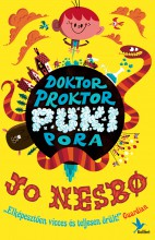 Doktor proktor pukipora - Ekönyv - Jo Nesbo