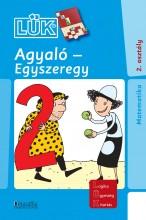 AGYALÓ - EGYSZEREGY  - 2. OSZT. (LÜK) - Ekönyv - LDI-703