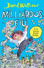 Milliárdos fiú - Ebook - David Walliams