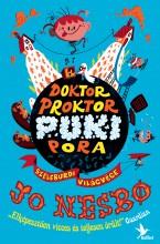 Doktor Proktor pukipora III. – Szeleburdi világvége - Ekönyv - Jo Nesbo
