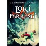 LOKI FARKASAI - BLACKWELLI HISTÓRIÁK I. - Ekönyv - ARMSTRONG, K.L.-MARR, M.A.