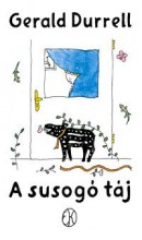 A SUSOGÓ TÁJ - Ekönyv - DURRELL, GERALD