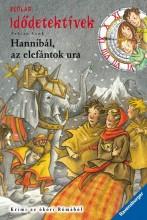 HANNIBÁL, AZ ELEFÁNTOK URA - IDŐDETEKTÍVEK 13. - Ekönyv - LENK, FABIAN