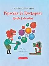 PIPACSKA ÉS KOCKAPACI ÚJABB KALANDJAI - Ekönyv - LEVINOVA, L.A.-SZAPGIR G.V.