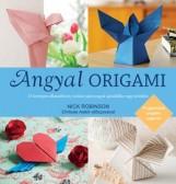 ANGYAL ORIGAMI - AJÁNDÉK 15 ÍV ORIGAMI PAPÍRRAL - Ekönyv - ROBINSON, NICK