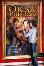 OKSA POLLOCK - AZ ELTÉVEDTEK ERDEJE - FŰZÖTT - Ekönyv - PLICHOTA, ANNE & WOLF, CENDRINE