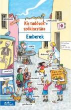 KIS TUDÓSOK SZÓKINCSTÁRA - EMBEREK - - Ekönyv - MANÓ KÖNYVEK