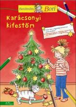 KARÁCSONYI KIFESTŐM - BARÁTNŐM, BORI - Ekönyv - MANÓ KÖNYVEK