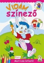 VIDÁM SZÍNEZŐ - MATRICÁS KIFESTŐ - Ekönyv - CAHS KERESKEDELMI ÉS SZOLGÁLTATÓ BT