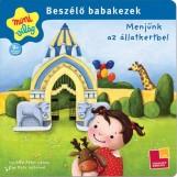 MENJÜNK AZ ÁLLATKERTBE! - BESZÉLŐ BABAKEZEK - Ekönyv - NYULÁSZ PÉTER