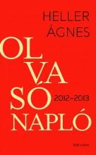 OLVASÓNAPLÓ 2012-2013 - Ekönyv - HELLER ÁGNES