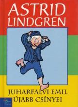 JUHARFALVI EMIL ÚJABB CSÍNYTEVÉSEI (ASTRID LINDGREN ÉLETMŰ-SOROZAT) - Ekönyv - LINDGREN, ASTRID