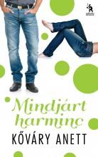 MINDJÁRT HARMINC - Ekönyv - KŐVÁRY ANETT