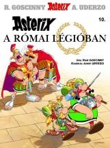 ASTERIX A RÓMAI LÉGIÓBAN - ASTERIX 10. - Ekönyv - 55576