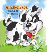ÁLLATKÖLYKÖK - HÁZ KÖRÜLI ÁLLATOK - Ekönyv - PRO JUNIOR