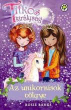 TITKOS KIRÁLYSÁG 2. - AZ UNIKORNISOK VÖLGYE - Ekönyv - BANKS, ROSIE