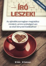 Író leszek! - Ajándékcsomag - Ekönyv - Publio Kiadó