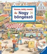 NAGY BÖNGÉSZŐ - KERESS, TALÁLJ, MESÉLJ! - Ekönyv - GERNHÄUSER, SUSANNE