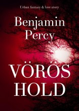 VÖRÖS HOLD - Ekönyv - PERCY, BENJAMIN
