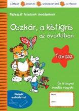 OSZKÁR, A KISTIGRIS AZ ÓVODÁBAN - TAVASZ - Ekönyv - RAABE TANÁCSADÓ ÉS KIADÓ KFT
