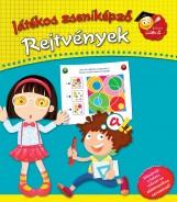 REJTVÉNYEK - JÁTÉKOS ZSENIKÉPZŐ - Ebook - VENTUS LIBRO KIADÓ