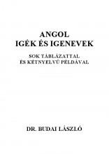 Az angol igék és igenevek - Ekönyv - Dr. Budai László