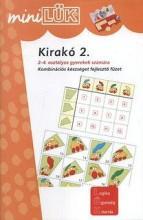 KIRAKÓ 2. - KOMBINÁCIÓS KÉSZSÉGET FEJL. FÜZET (MINILÜK) - Ekönyv - LDI-604