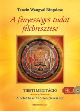 A FÉNYESSÉGES TUDAT FELÉBRESZTÉSE - AJÁNDÉK MEDITÁCIÓS CD-VEL - Ebook - TENZIN WANGYAL RINPÓCSE