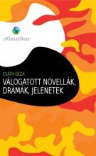 Válogatott novellák, drámák, jelenetek - Ekönyv - Csáth Géza