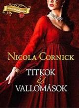 TITKOK ÉS VALLOMÁSOK - Ekönyv - CORNICK, NICOLA
