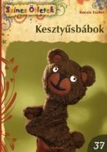 KESZTYŰSBÁBOK - ÚJ SZÍNES ÖTLETEK 37. - Ekönyv - KOCSIS ESZTER