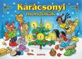 KARÁCSONYI MONDÓKÁK - BERÉNYI NAGY PÉTER RAJZAIVAL - Ekönyv - SANTOS KIADÓ