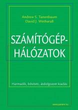SZÁMÍTÓGÉP-HÁLÓZATOK (3. BŐV.ÁTD.KIADÁS) - Ekönyv - TANENBAUM, S. ANDREW - WETHERALL, DAVID
