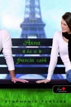ANNA ÉS A FRANCIA CSÓK - FŰZÖTT - Ekönyv - PERKINS, STEPHANIE