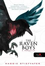 THE RAVEN BOYS - A HOLLÓ FIÚK - FŰZÖTT - Ekönyv - STIEFVATER, MAGGIE