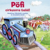 Varázslatos pályák - Pöfi cirkuszra talál - Ekönyv - STREGER, SHARON