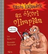 RÁZÓS KALANDOK AZ ÓKORI OLIMPIÁN - Ekönyv - FORD, MICHAEL