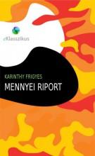 Mennyei riport - Ekönyv - Karinthy Frigyes
