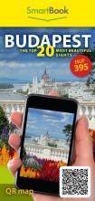 BUDAPEST - THE TOP 20 MOST BEAUTIFUL SIGHTS - SMARTBOOK QR MAP - Ebook - KOSSUTH KIADÓ ZRT.