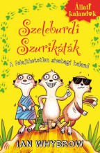 Szeleburdi szurikáták 1. - Ebook - Ian Whybrow