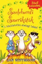 Szeleburdi szurikáták 1. - Ekönyv - Ian Whybrow